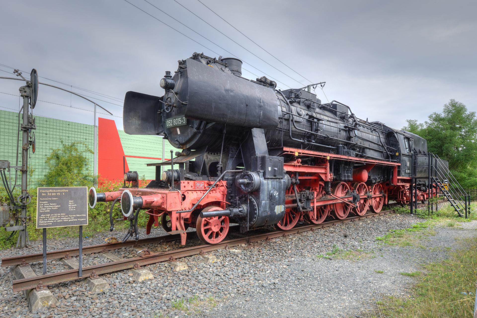 lehrte 08lokomotive dr. heiner wolfes ©Dr. Heiner Wolfes