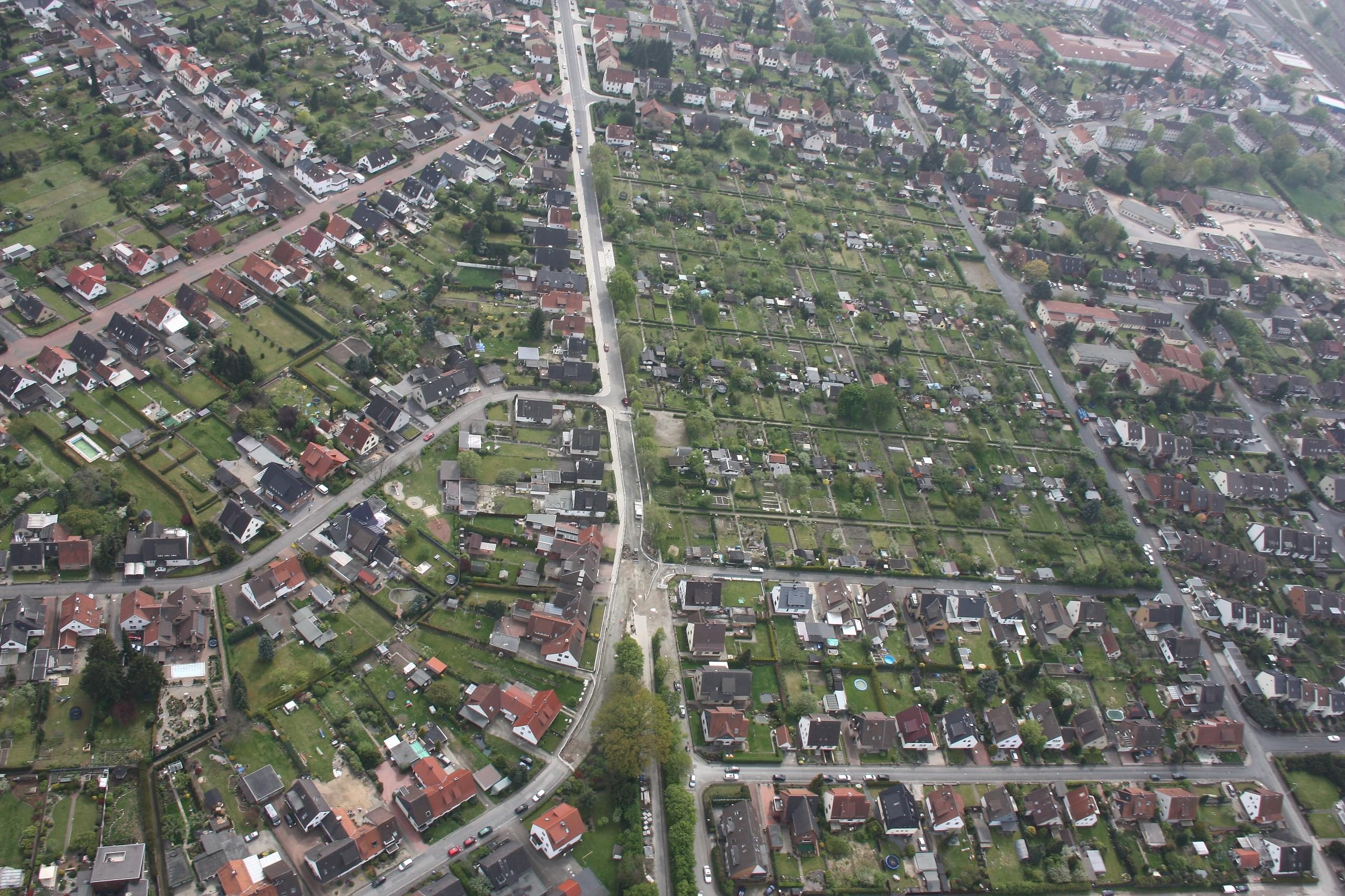 Manskestraße ©Stadt Lehrte