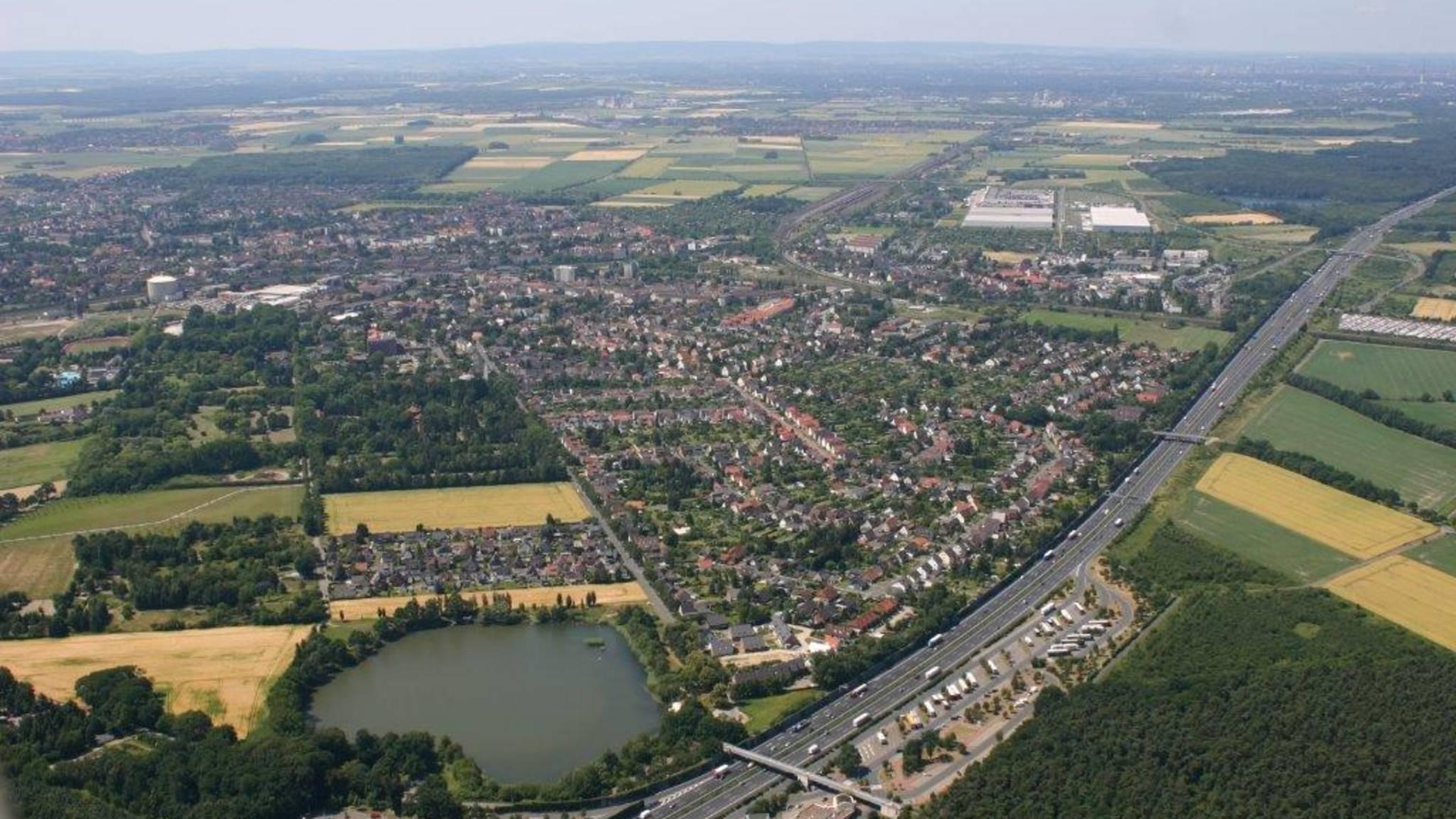 Konzept zur Stadtentwicklung © Stadt Lehrte
