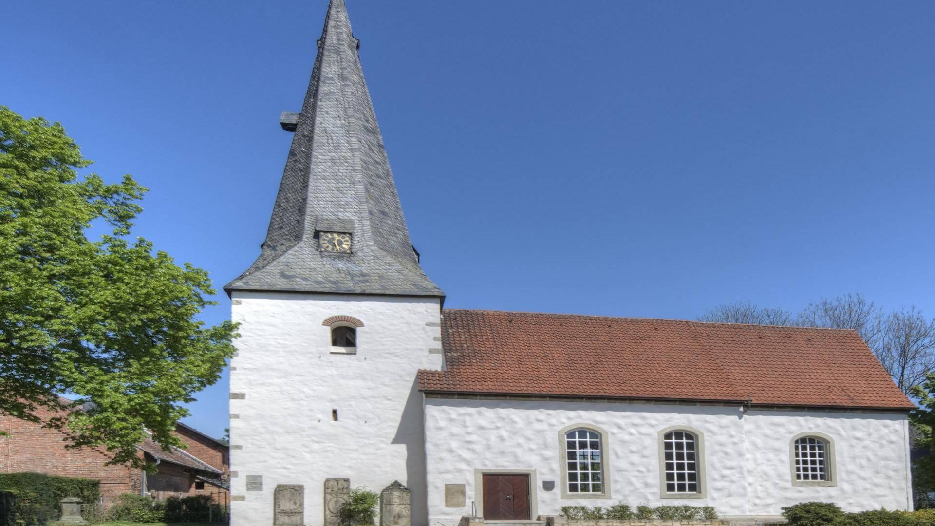 Kirchen und Gemeinden © Dr. Heiner Wolfes