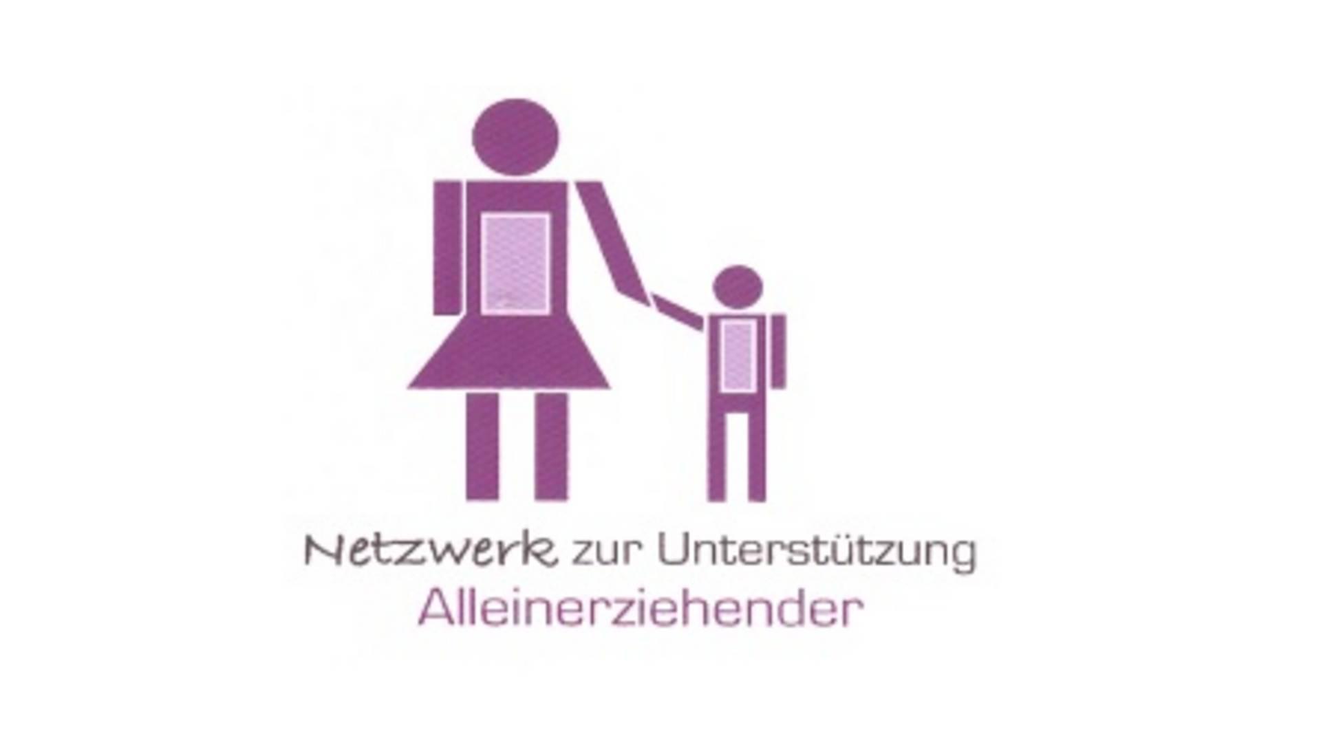 Logo Alleinerziehende ©Stadt Lehrte