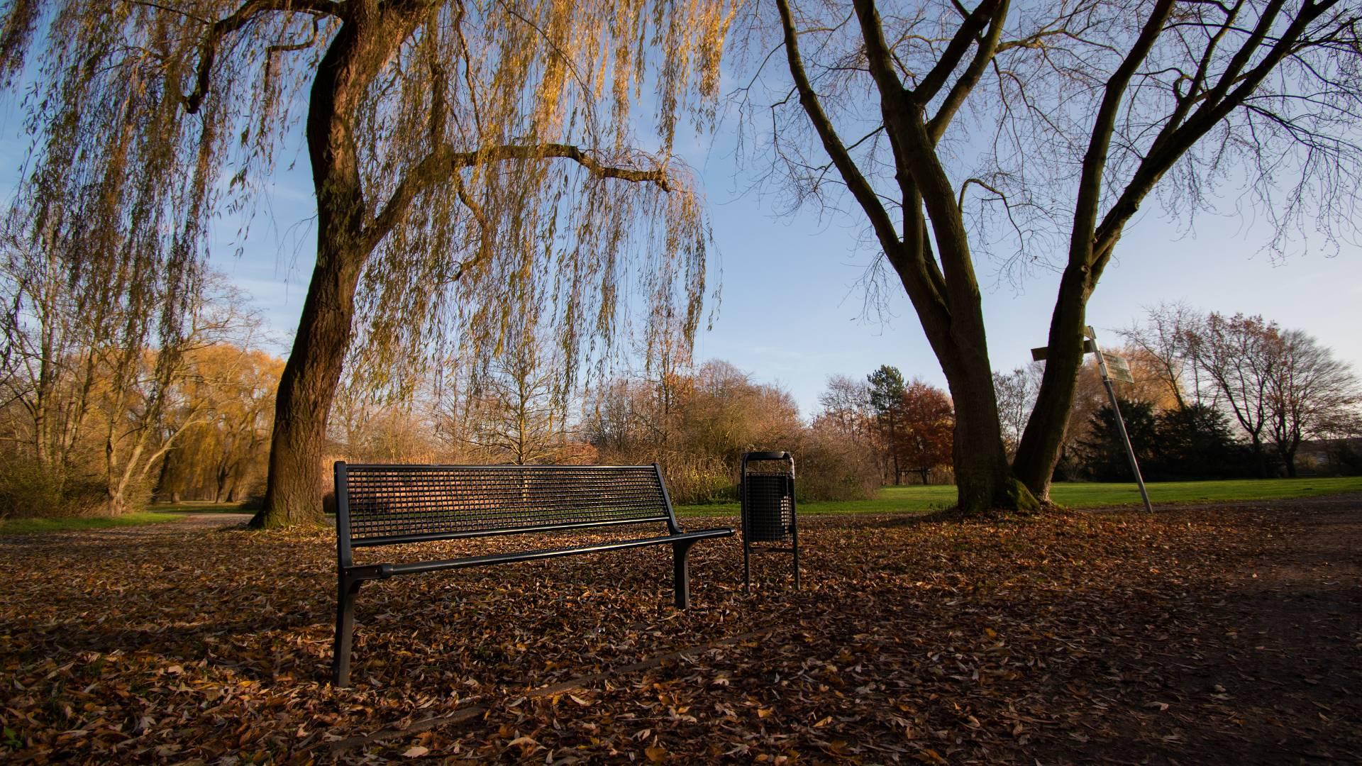 Parks und Grünanlagen © Marc Denker