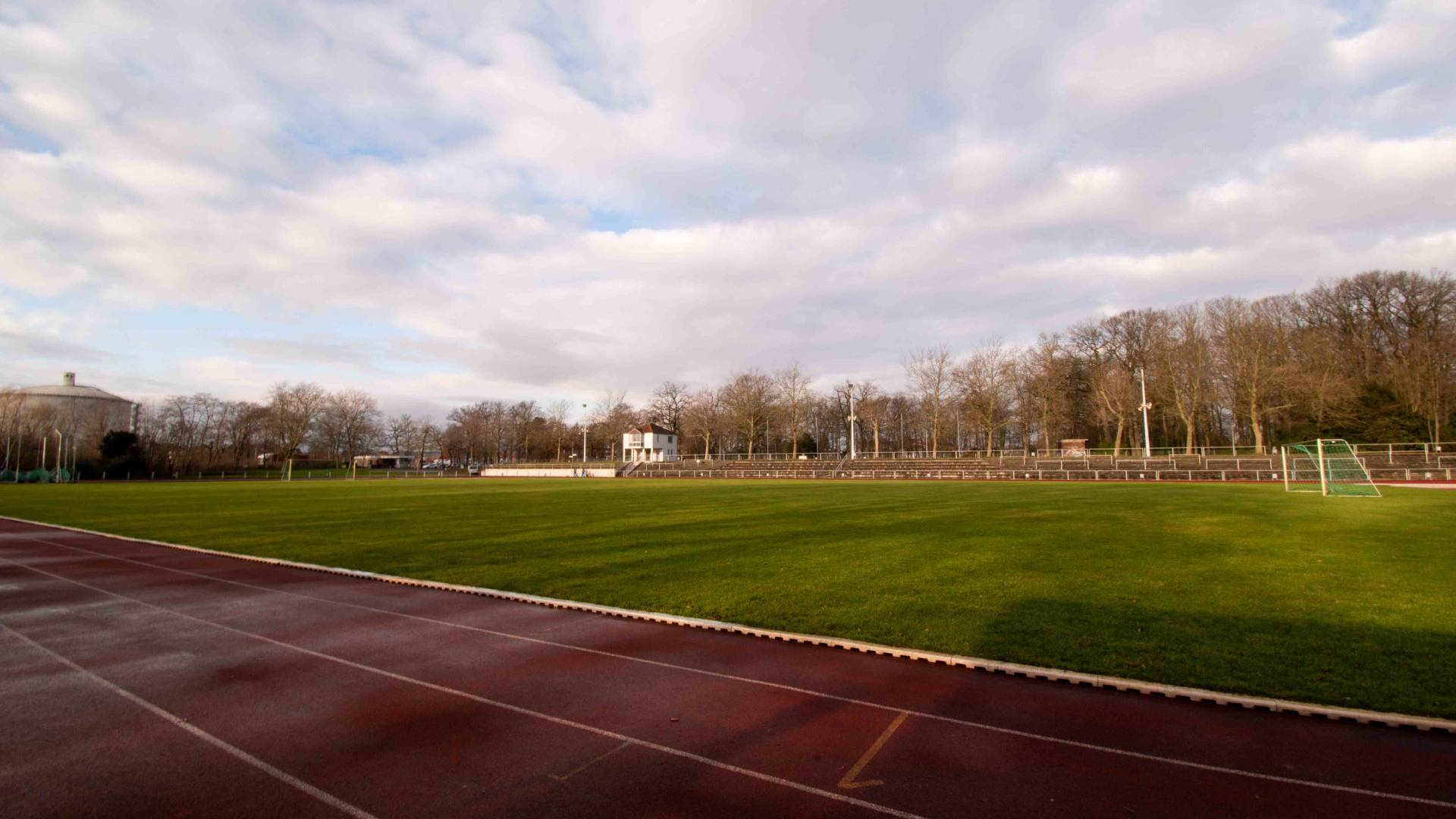 Sportstätten © Marc Denker