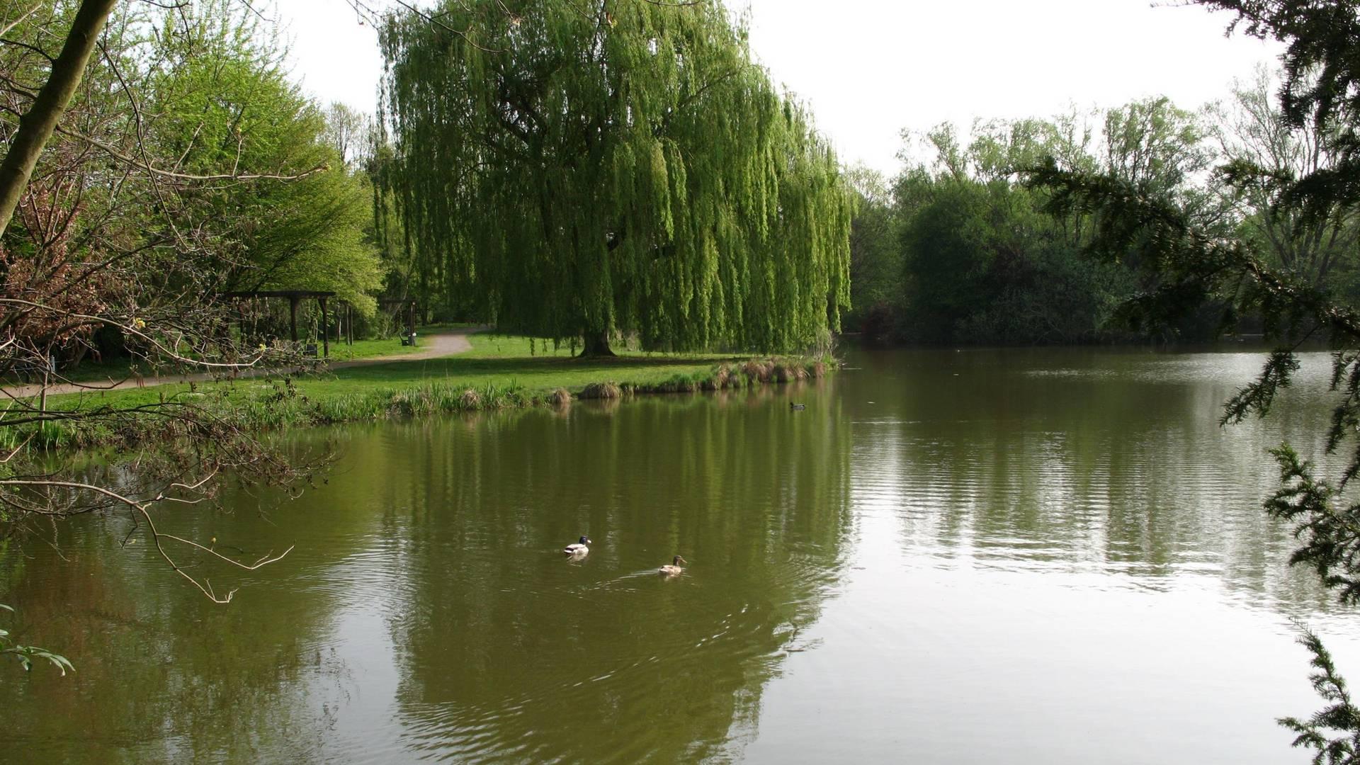 2007.04.17. Neuer Stadtpark 044 ©Stadt Lehrte
