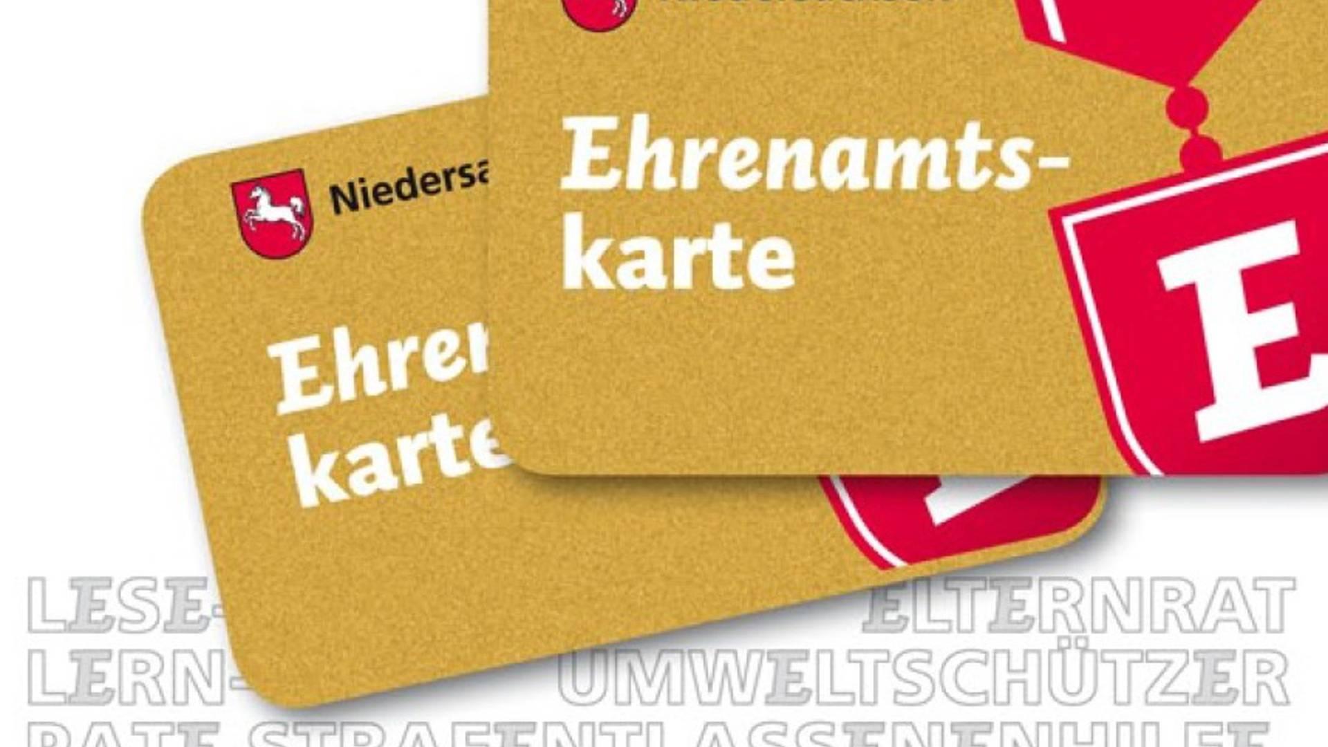 Ehrenamt © Land Niedersachsen